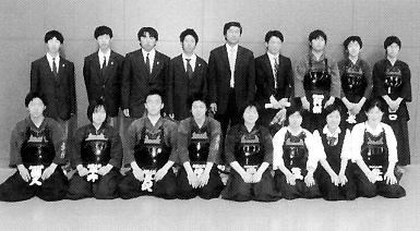 剣道 札幌 高体連 札幌新川高校 剣道部
